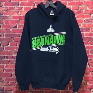 Superbowl 48 | Seattle Seahawks | NFL Sweater